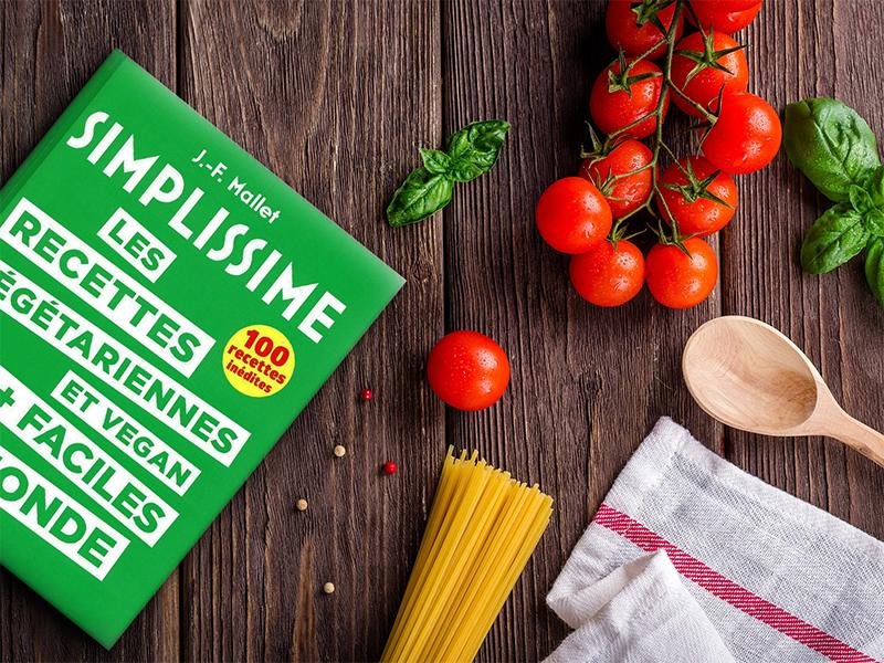 livre de recettes simples simplissime