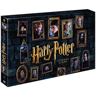 Intégral des 8 films Harry Potter