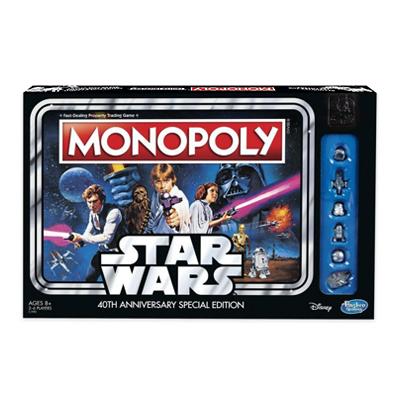 monopoly star wars 40 anniversaire