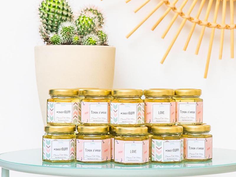 beely pots de miel fabriqués en france
