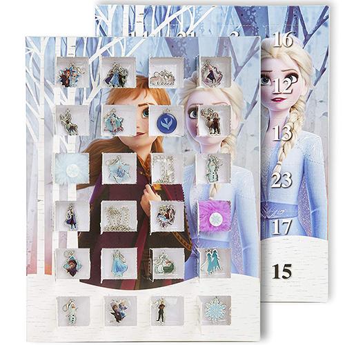 calendrier de l'avent la reine des neiges 2