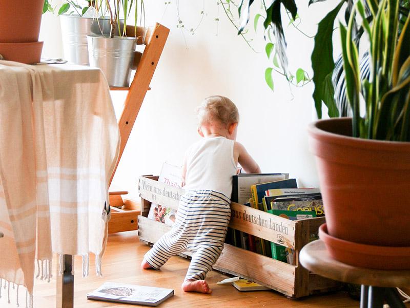Trois article bio pour bébés les tendances d'emma