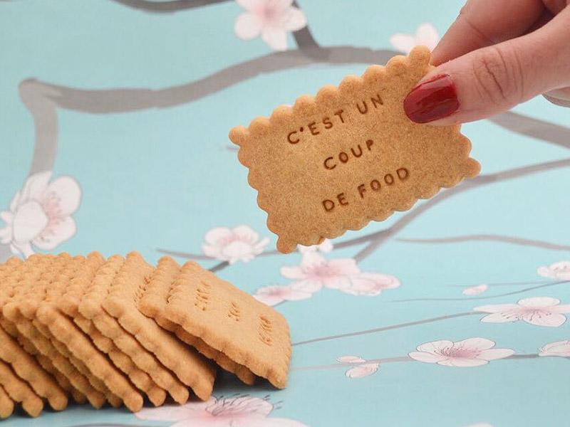 shanty biscuits personnalisés