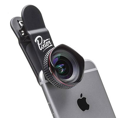 objectif photo pour smartphone pixter