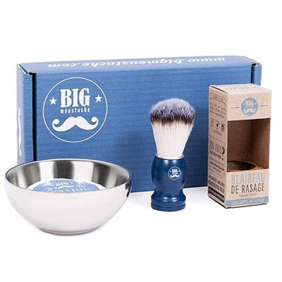 kit pour la barbe big moustache