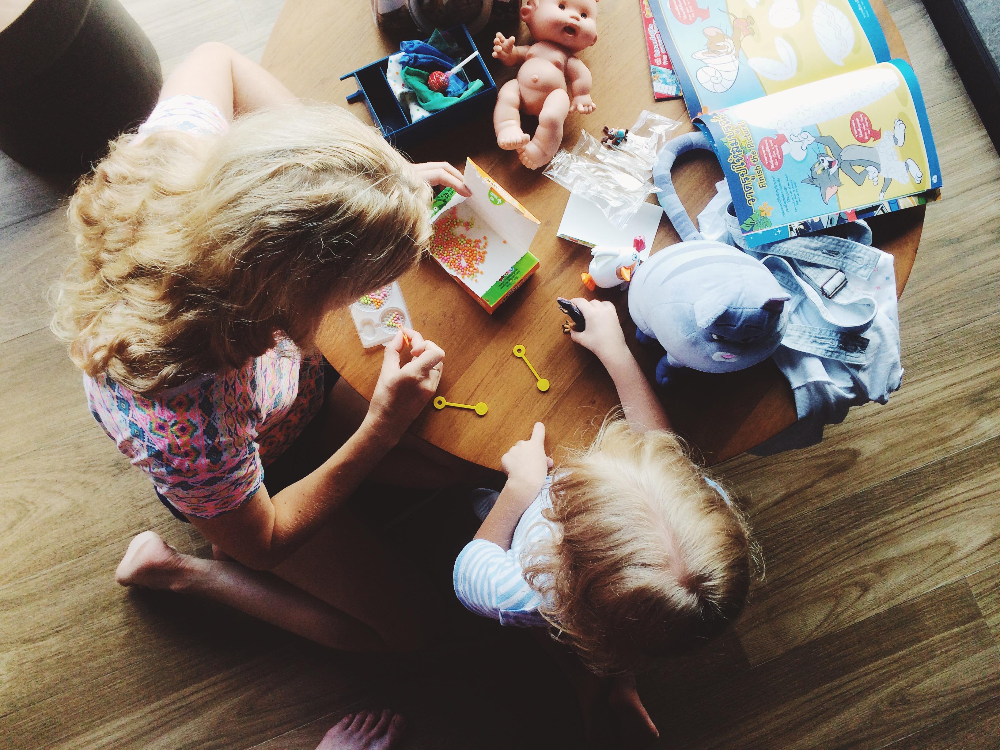 jeu montessori pour enfant de 2 à 5 ans