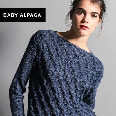 pull en laine kit de tricot niveau avancé