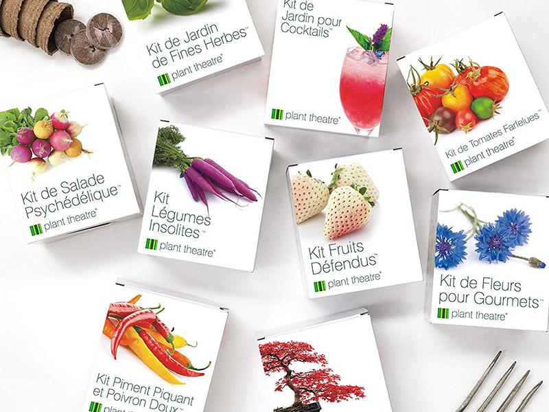 kits de fruits et legumes insolites plant theatre