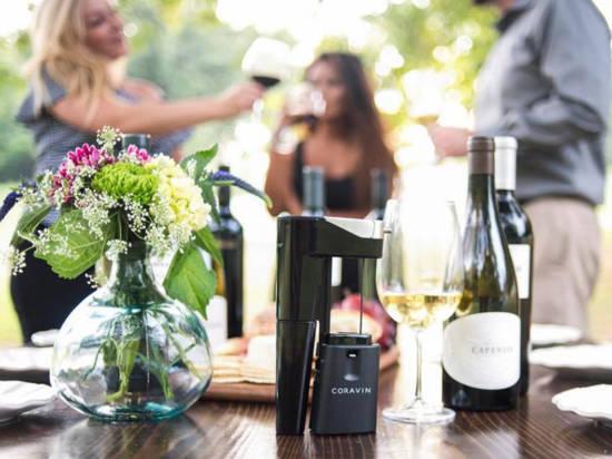 coravin deguster grands vins