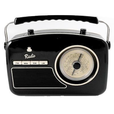 radio vintage année 50