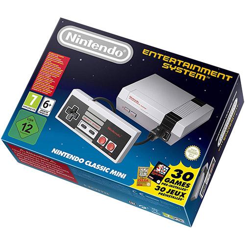 mini console nintendo nes classic